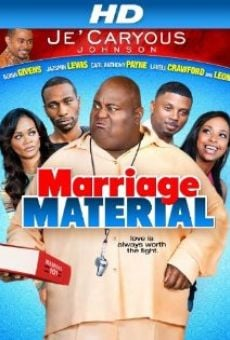 Película: Je'Caryous Johnson's Marriage Material
