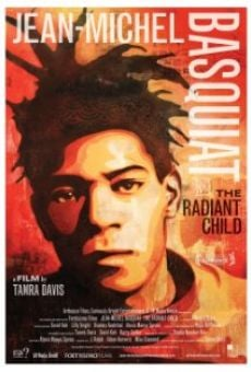 Jean-Michel Basquiat: The Radiant Child online streaming