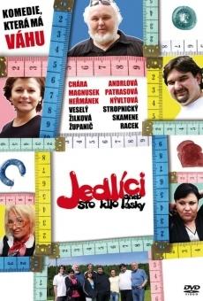 Ver película Jedlíci aneb Sto kilo lásky