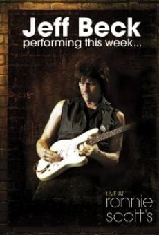 Jeff Beck at Ronnie Scott's online