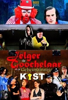 Ver película Jelger de Goochelaar en de Geheimzinnige Kist