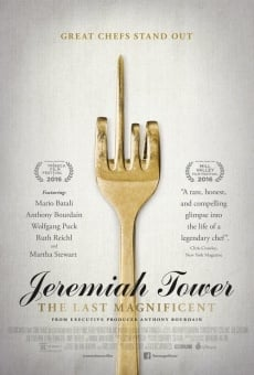 Jeremiah Tower: The Last Magnificent Online Free