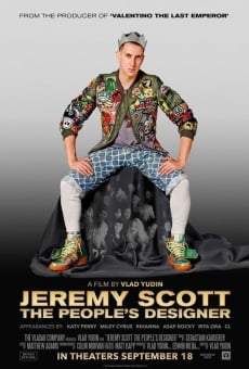 Ver película Jeremy Scott: The People's Designer
