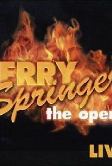Película: Jerry Springer: The Opera