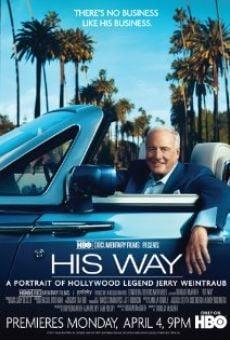 Ver película Jerry Weintraub, el productor de las estrellas