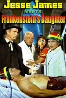 Ver película Jesse James contra la hija de Frankenstein