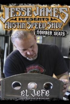 Jesse James Presents: Austin Speed Shop - Bomber Seats online