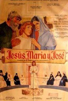 Película: Jesús, María y José