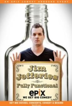 Jim Jefferies: Fully Functional online streaming