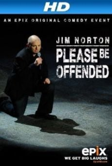 Película: Jim Norton: Please Be Offended