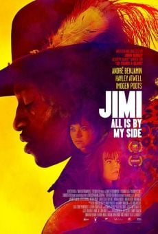 Película: Jimi: All Is By My Side