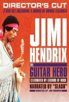 Ver película Jimi Hendrix: The Guitar Hero