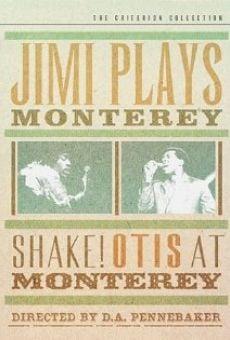 Jimi Plays Monterey online kostenlos