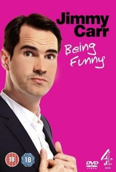 Película: Jimmy Carr: Being Funny