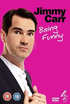 Jimmy Carr: Being Funny online