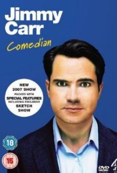 Jimmy Carr: Comedian on-line gratuito