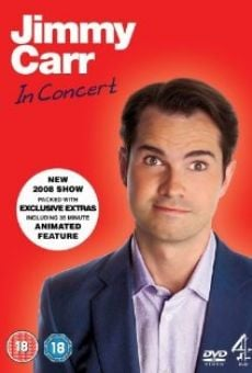 Película: Jimmy Carr: In Concert