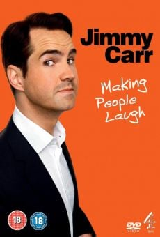Película: Jimmy Carr: Making People Laugh