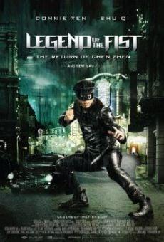 Ver película Jing wu feng yun: Chen Zhen