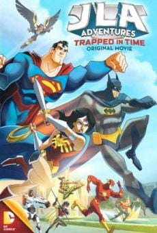 JLA Adventures: Trapped in Time (Justice League of America Adventures) online free