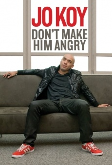 Jo Koy: Don't Make Him Angry online streaming