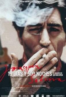 Ver película Joaquín Sabina - 19 días y 500 noches