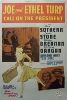 Ver película Joe and Ethel Turp Call on the President