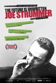 Joe Strummer: The Future Is Unwritten online kostenlos