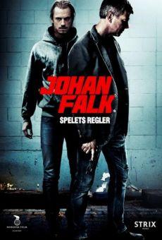 Johan Falk: Spelets regler on-line gratuito