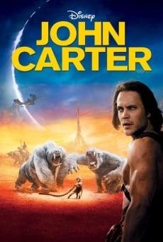 John Carter - Entre dos mundos online