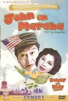Ver película John En Marsha Tnt Sa Amerika