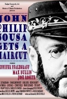 John Philip Sousa Gets a Haircut
