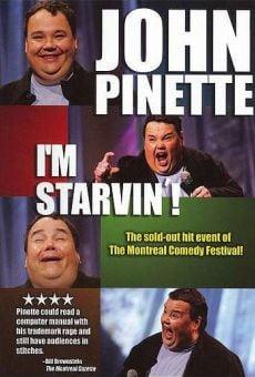 Ver película John Pinette: I'm Starvin'!