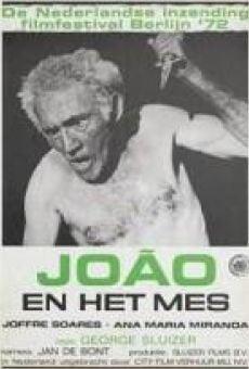 João en het mes