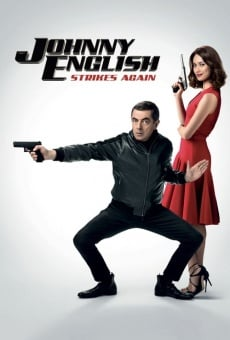 Johnny English Strikes Again on-line gratuito