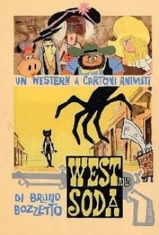 Ver película Johnny y Clementina en el Oeste