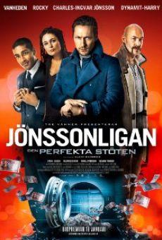 Jönssonligan - Den perfekta stöten online free