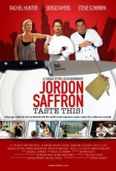 Jordon Saffron: Taste This! on-line gratuito