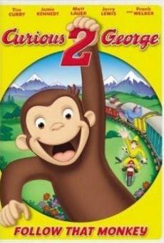 Jorge el Curioso 2 ? Sigan a ese mono online