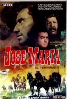 Ver película José María