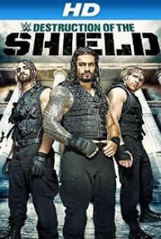 Ver película Journey to SummerSlam: The Destruction of the Shield