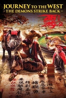 Journey to the West: The Demons Strike Back online streaming