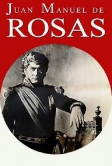 Ver película Juan Manuel de Rosas