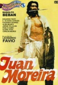 Ver película Juan Moreira