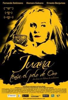 Juana tenía el pelo de oro online