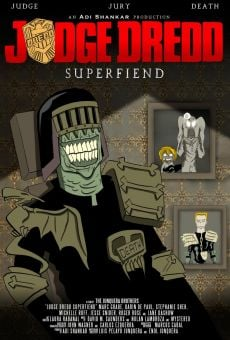 Judge Dredd: Superfiend on-line gratuito