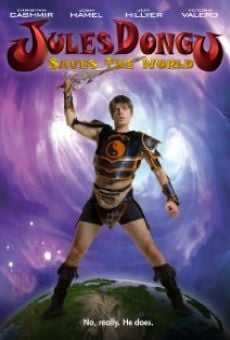 Jules Dongu Saves the World