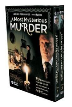 Julian Fellowes Investigates: A Most Mysterious Murder - The Case of George Harry Storrs on-line gratuito
