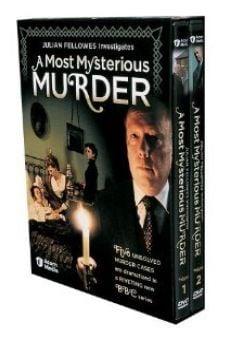 Julian Fellowes Investigates: A Most Mysterious Murder - The Case of Rose Harsent en ligne gratuit
