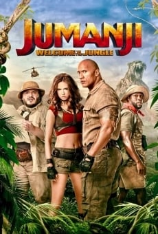 Jumanji: Welcome to the Jungle online kostenlos